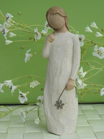 Willow Tree Figur Erinnere Dich